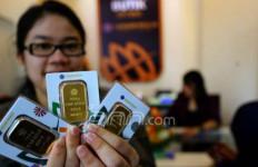 Penjualan Emas Antam Sentuh Rp 2,84 Triliun - JPNN.com