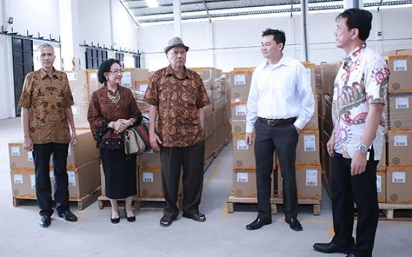 MSA Kargo Resmikan Logistic Center di Semarang - JPNN.com