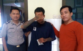Gitaris Ditangkap Polisi di Hayam Wuruk - JPNN.com