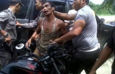 Lihat Deh Muka Pembunuh Majikan Ini Menyeramkan Sekali - JPNN.com