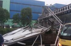 Prabowo Pertanyakan Kelayakan 300 JPO di Jakarta - JPNN.com