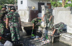Dukung Karya Bakti Jelang HUT TNI Ke-71 - JPNN.com