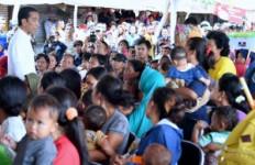 Alhamdulilah, Korban Banjir Garut dapat Bantuan dari Jokowi - JPNN.com