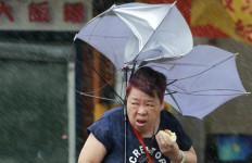 Dai oh Dai, Melawan Angin Topan dengan Bakpao dari Suami Tercinta - JPNN.com