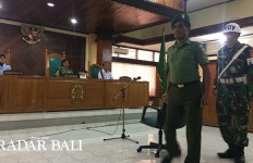 Hamili Dua Putri Sendiri, Tentara Bejat Dihukum 10 Tahun 8 Bulan Bui - JPNN.com