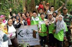 LAZISNU Galang Sedekah Sejuta Pohon untuk Garut - JPNN.com