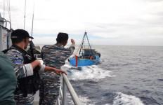 4 Kapal Nelayan Asing Curi Ikan Saat Presiden Di Natuna, Akhirnya... - JPNN.com