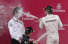 Cek Klasemen F1 2016, Gelar Juara Sudah di Depan Mata Rosberg - JPNN.com