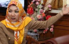 Ibu Bupati Cantik Dilantik Menjadi Ketua Golkar di Kampung Nelayan - JPNN.com