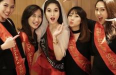 Pesta Lajang, Sandra Dewi Karaoke Gila-gilaan - JPNN.com