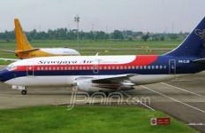Body Pesawat Rusak, Sriwijaya Air Mendarat Darurat di Surabaya? - JPNN.com