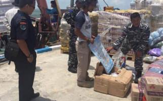 TNI AL Tangkap Kapal Penyelundup dari Malaysia - JPNN.com