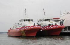 Dua Kapal Basarnas 40 Meter Buatan Batam Diluncurkan - JPNN.com