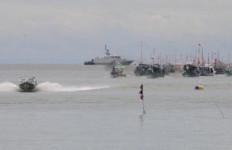 LAPOR! Kapal Asing Diamankan: 1 Kapal Singapura, 3 Malaysia, 1 Vietnam - JPNN.com