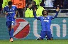 Buffon dan Cuadrado jadi Pahlawan Juve di Markas Lyon - JPNN.com