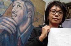 Istri Munir Minta Jokowi Berhenti Lempar Tanggung Jawab Soal Dokumen TPF - JPNN.com