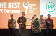 Tingkatkan Kinerja, PTPP Raih The Best EPC Company 2016 - JPNN.com