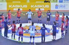 UBL Wujudkan Mimpi, UPI Hat-Trick Juara LIMA Futsal Nationals - JPNN.com
