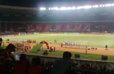 Gol Kenmogne Bawa Persija Unggul Atas Sriwijaya FC di Babak Pertama - JPNN.com