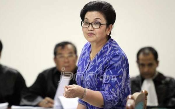 KPK Tahan Siti Fadillah, Menkes Era SBY - JPNN.com