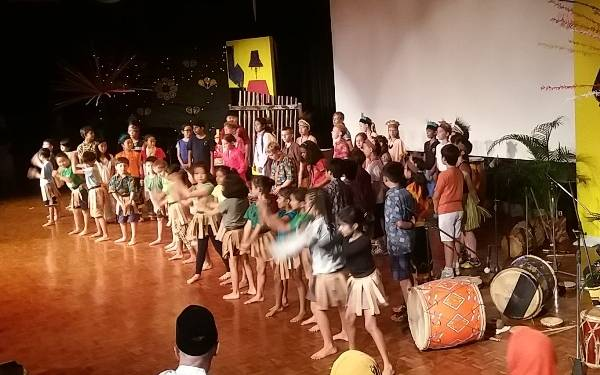 600 Siswa dari 64 Negara Ramaikan Cultural Week - JPNN.com