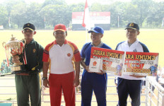 Kasum Tutup Olahraga Piala Panglima TNI - JPNN.com