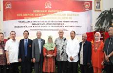 Kaji Penguatan DPD, BPKK Gandeng Universitas - JPNN.com