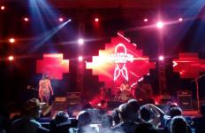 Kelompok Penerbang Roket Sukses Bius Synchronize Fest - JPNN.com