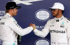 Mercedes Start 1 dan 2 di GP Meksiko - JPNN.com