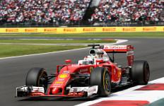 Podium III GP Meksiko: Awalnya Verstappen, Lalu Vettel, Kini Ricciardo - JPNN.com