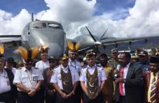 Pesawat Kargo Hilang Kontak, Polda Papua Siagakan 1 Peleton - JPNN.com