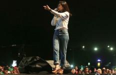 Kalimat Isyana Bikin Penasaran, Ditujukan ke Siapa tuh? - JPNN.com