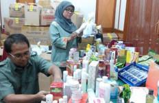 BPOM Sita Ribuan Obat Kuat Ilegal - JPNN.com