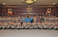 Pangkolinlamil Menjamu 96 Calon Pemimpin TNI AL - JPNN.com