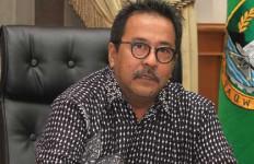 Ingin Akhiri Citra Buruk Provinsi Banten, Si Doel Kunjungi Markas ICW - JPNN.com