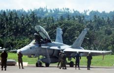 Jet Tempur AS Sudah di Manado sejak 31 Oktober, Lihat! - JPNN.com