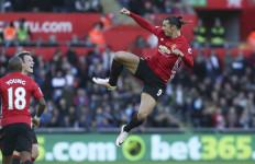 Catat Rekor Pribadi dan Premier League, Ibrahimovic: Biasa Saja - JPNN.com