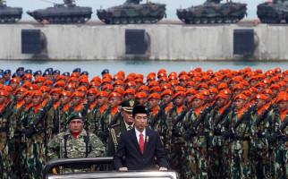 Gerindra: Wajar Pak Jokowi Periksa Kesiapan TNI-Polri - JPNN.com