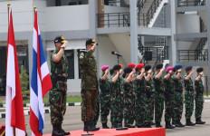 Pasukan Operasi Khusus TNI dan RTAF Latihan Bersama Penanggulangan Terorisme - JPNN.com