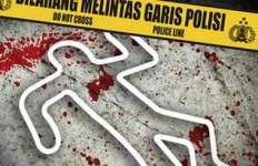 Suami Tewas Bersimbah Darah Dibunuh Selingkuhan Istri - JPNN.com