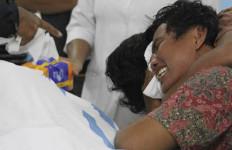 Kenangan Keluarga Tentang Intan, Bocah Lugu Korban Bom Samarinda - JPNN.com