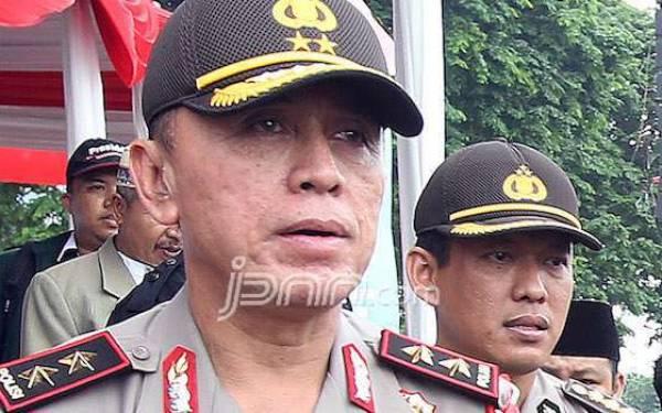 Dituding Memprovokasi, Kapolda Metro Siap Ladeni Laporan HMI - JPNN.com