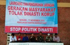 Warga Banten Buat Gerakan Tolak Dinasti Korupsi - JPNN.com