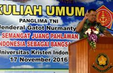 Panglima TNI: Jangan Mudah Terprovokasi - JPNN.com
