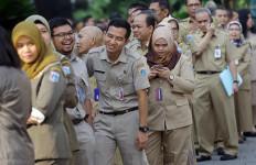 Puluhan PNS DKI Ketahuan Ikut Demo 4/11 - JPNN.com