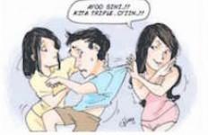 Jual Istri di FB, Siapkan Layanan Bercinta dengan Tiga Orang - JPNN.com