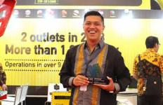Baba Rafi Raih Penghargaan Waralaba Global Terbaik - JPNN.com