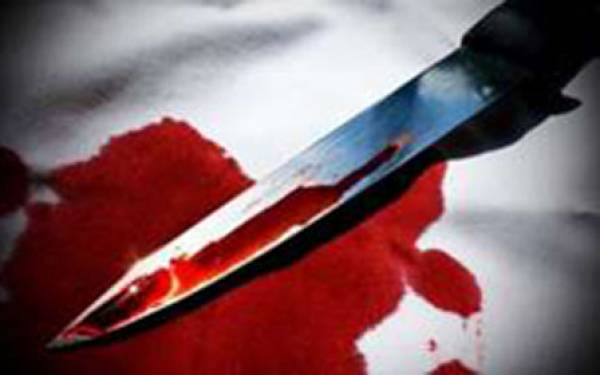 Sadis! Ayah Tusuk Korban, Anak Juga Ikut Membunuh - JPNN.com