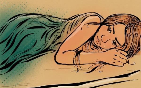 Si Gadis Tidur Lupa Kunci Pintu, Cowok Mabuk Masuk...duh - JPNN.com
