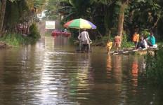 Sungai Mahakam Meluap, Ribuan Rumah Terendam - JPNN.com